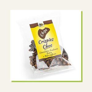 chips cioccolato fondente in sacchetto