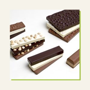 Cioccolato sfuso, praline, snack